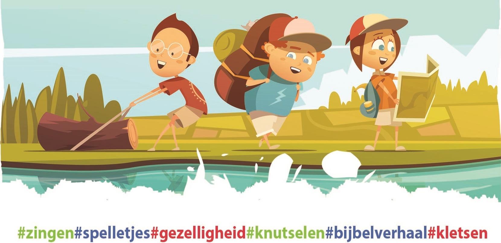 Ongekend KIDS Vakantie Bijbel Week • CGKNunspeet.nlCGKNunspeet.nl IV-33